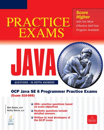 Image for SCJP Sun Certified Programmer for Java 6 Exam 310-065