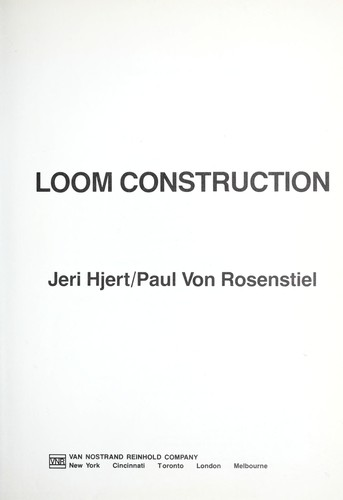 Image for Loom Construction