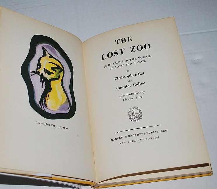 Image for The Lost Zoo - The Animals That Missed the Ark - A Rhyme for the Young, But Not too Young