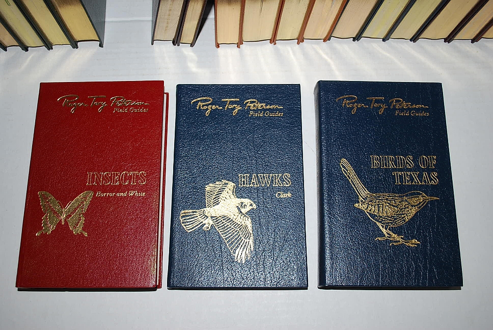 Image for The  Fiftieth Anniversary Edition Roger Tory Peterson Field Guides 20 Volumes