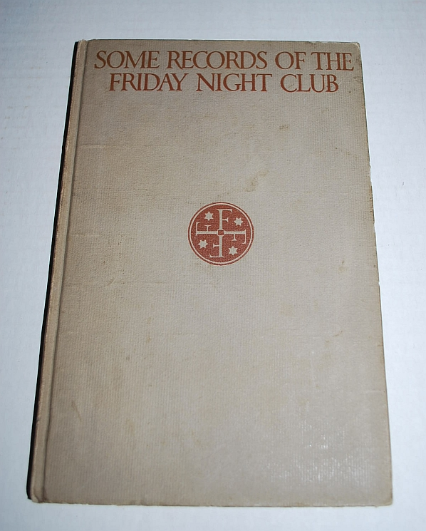 Image for Some Records Of The Friday Night Club