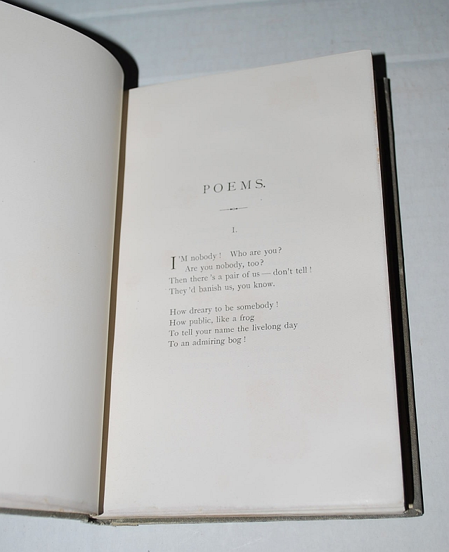 Image for Poems By Emily Dickinson. Second Series
