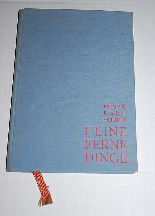 Feine Ferne Dinge: Gedichte (German) (Fine Distant Things: Poems)