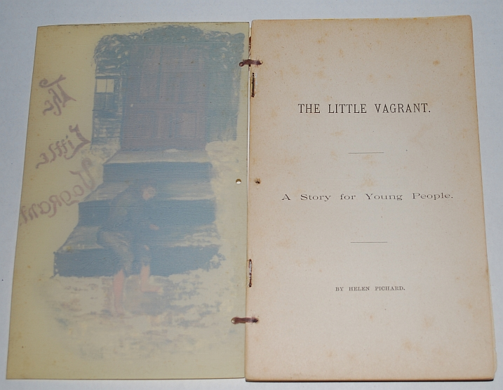 Image for The Little Vagrant: A Story for Young People