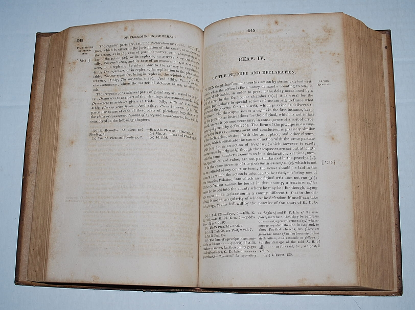 Image for A Treatise on the Parties to Actions: The Forms of Actions, and on Pleading, with Second and Third Volumes Containing Precedents of Pleadings, in 3 Volumes