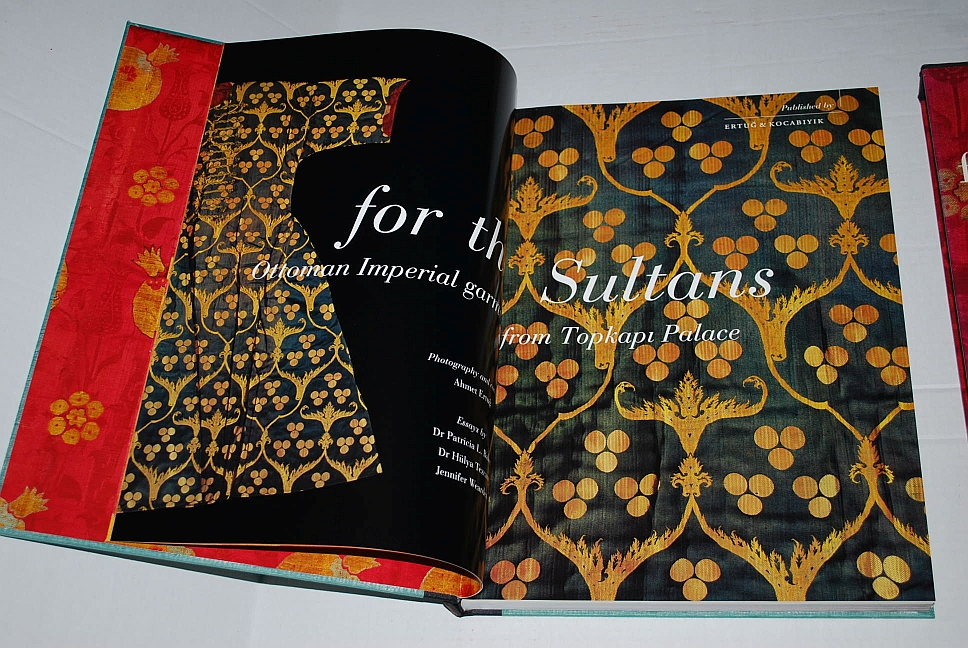 Image for Silks for the Sultans: Ottoman Imperial Garments from the Topkapi Palace