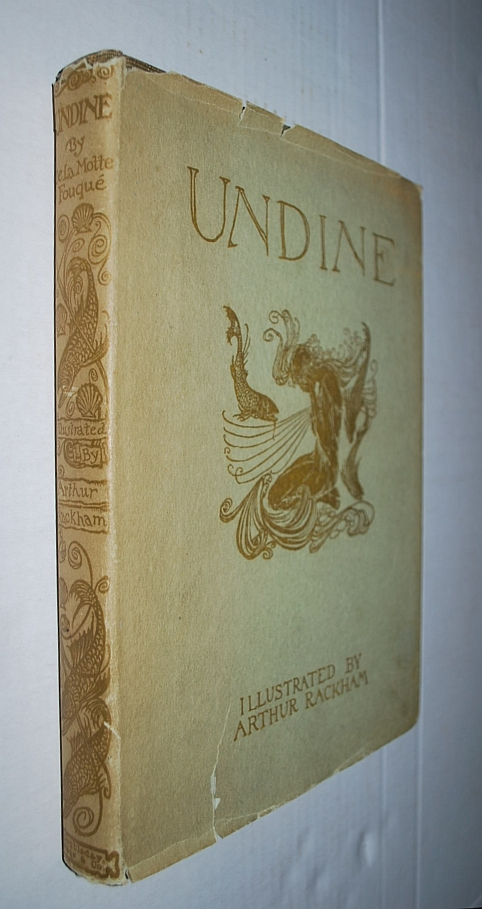 Image for Undine Illustrated By Arthur Rackham.