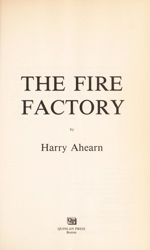 Image for The Fire Factory