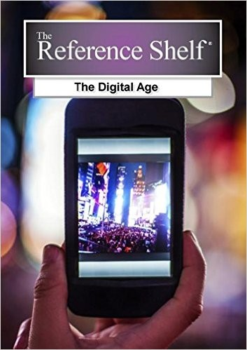 Image for The Digital Age (Reference Shelf)