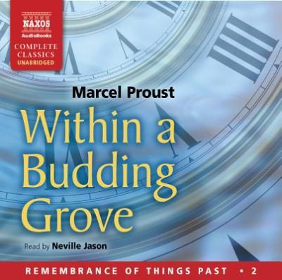 Image for Within a Budding Grove (Remembrance of Things Past) [CD] Audiobook
