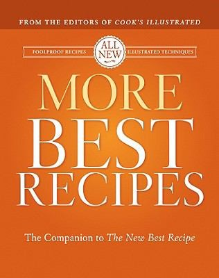 Image for More Best Recipes (America's Test Kitchen)