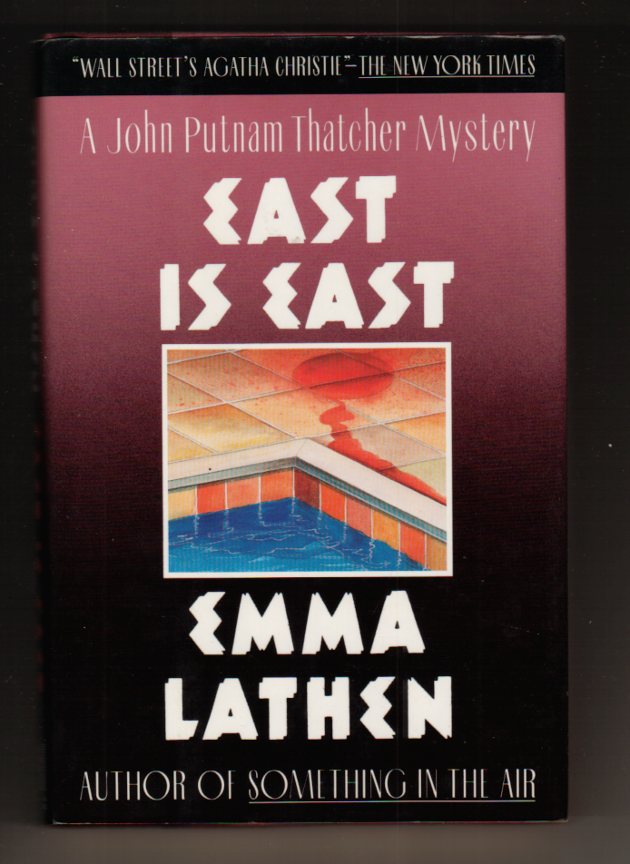 Image for East Is East (Signed Memorial Inscription)