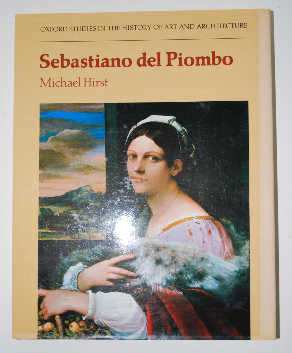 Image for Sebastiano del Piombo (Studies in History of Art & Architecture)