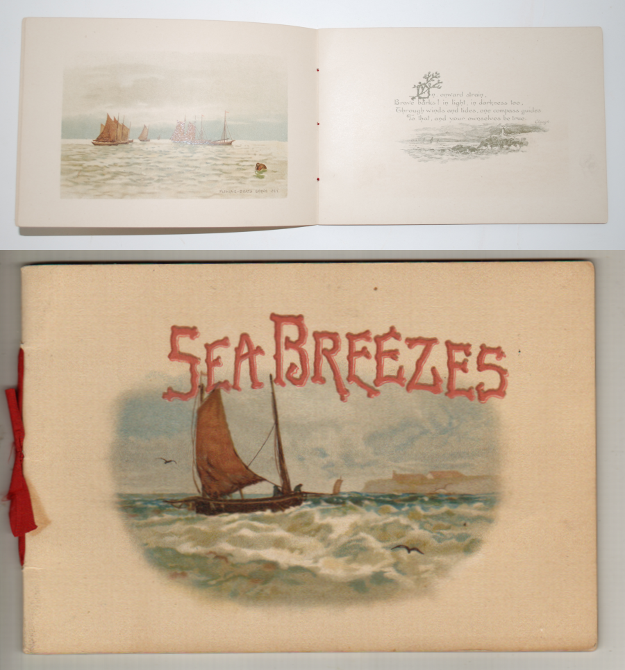 Image for Sea Breezes