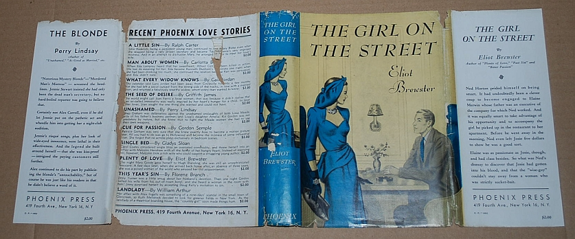 Image for The Girl on the Street