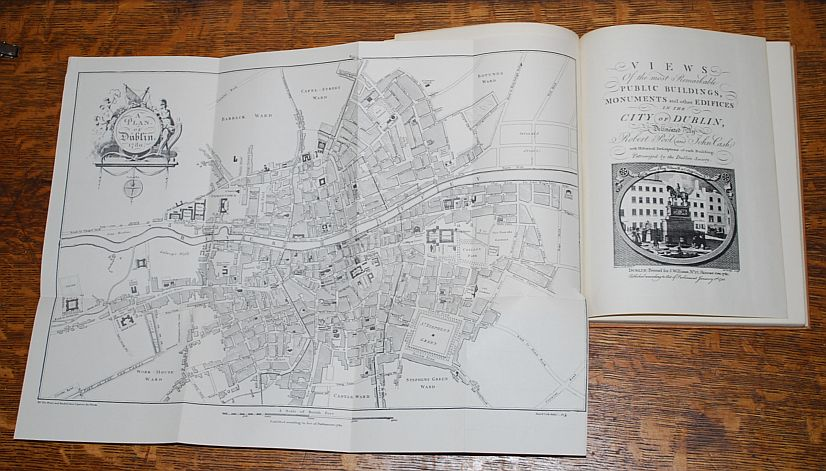 Image for Views of the Most Memorable Public Buildings, Monuments and Other Edifices in the City of Dublin