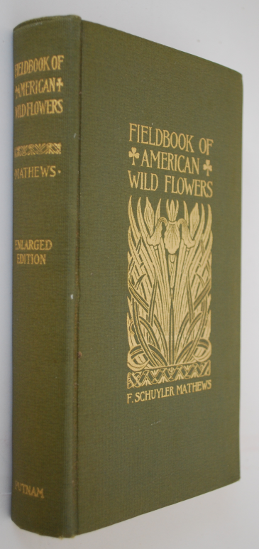 Field Book of American Wild Flowers A Short Description of Their Character and Habits Concise Definition Of Their Colors Incidental References to the Insects Which Assist In Their Fertilization