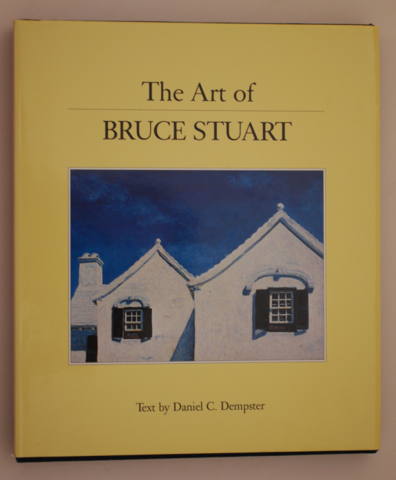 Image for The Art of Bruce Stuart