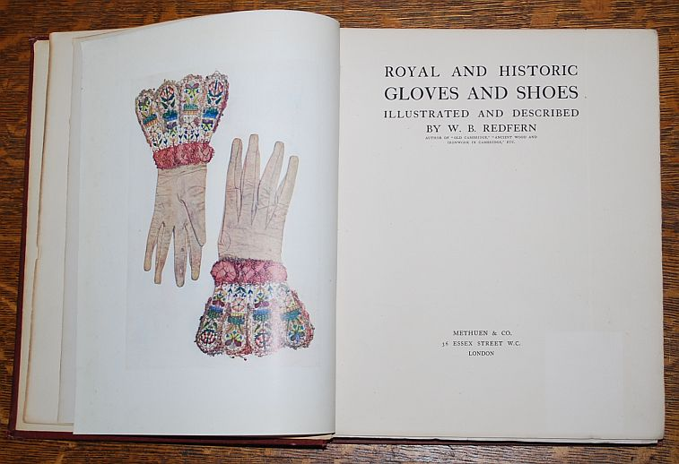 Image for Royal and Historic Gloves and Shoes